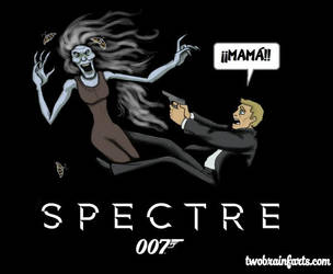 James Bond Spectre ... The Truth! by TwoBrainFarts