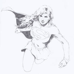 Supergirl... by nicojeremia75