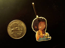 keychains 3 by Krystal-Johnson-Art