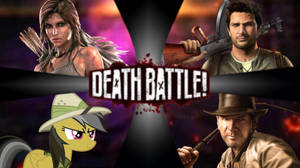 Adventurers Team Battle Royale by Darkvader2016