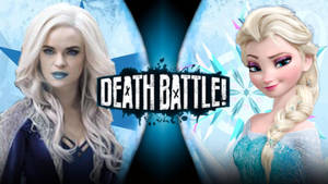 Killer Frost VS Queen Elsa by Darkvader2016