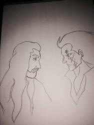 Rivalry by KhiddRetro96