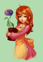 AT : Flora by Iruuse