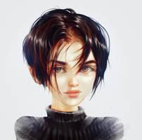 Winona Ryder by Iruuse