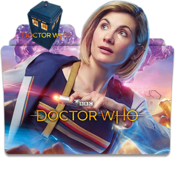 Doctor Who 2018 v1S by ungrateful601010