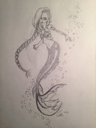 Mermaid by AeroSplat