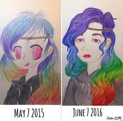 Draw It Again by AeroSplat