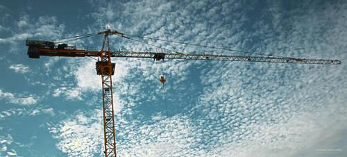 crane, dear. by geralddelacruz