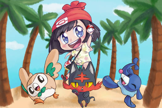Alola~ by happygurl4evr