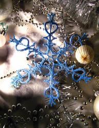 Snowflake V by Anita-dragon-fly