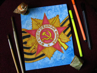 Victory Day by Anita-dragon-fly
