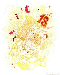 Eighteen by Anita-dragon-fly