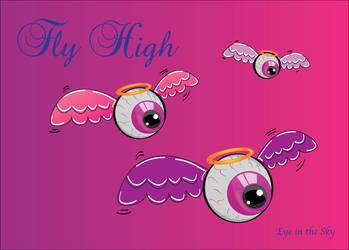 Flying High by CLK-Art-N-Designs