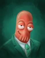 Zoidberg CEO by mythsnlore