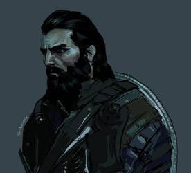 Blackwall by girlandgeese