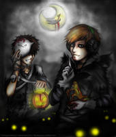 PewdieCry: Halloween Town by CherryStarwberry7