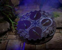 D'ni Clock 2 by riumplus