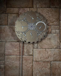 D'ni Clock 3 by riumplus