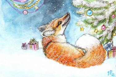 Merry Christmas by zarielcharoitite