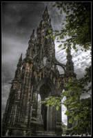 edinburgh - last walk by haq