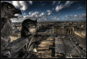 paris - the world is mine by haq