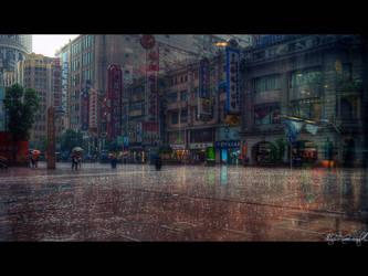 rainy dayz by haq