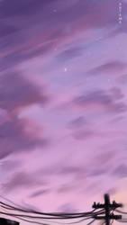 Sunset - Practice by Antama