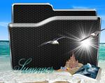 Summer Icon Folder by alain-angela