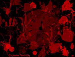 time and blood by kurisuchine