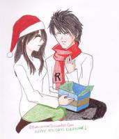 Merry Christmas :D by kurisuchine