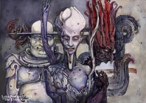 The Three Kings by luka-basyrov-art