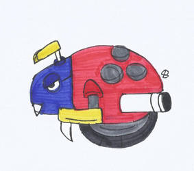 Motobug by SPATON37