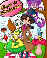 Rogue in Wonderland by YumeDono