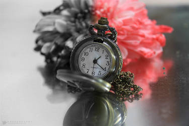still life_ clock57 by KaterinaRaed