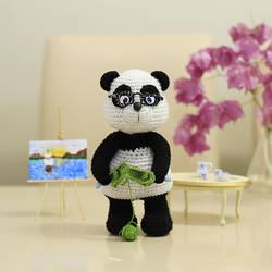 Panda by KaterinaRaed