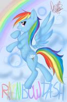 RainbowDash by IncubusZenith
