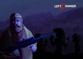LEFT 4 DINNER by DanileeNatsumi