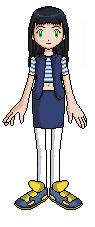 OC Lori Regular Clothes by pmaster77
