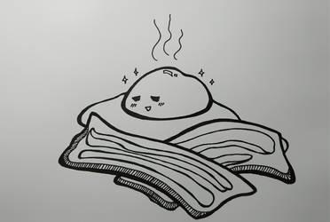 Inktober (roasted) by Ziknale
