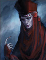 The Blood Countess by apathie
