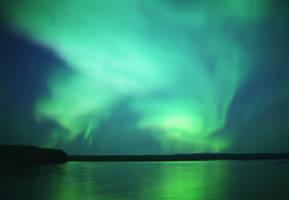 Aurora Borealis by Anna1994