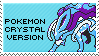 pokemon crystal version stamp by sable-saro