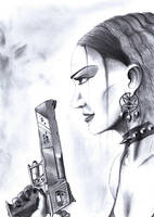 Death desire by Kalasznikow47