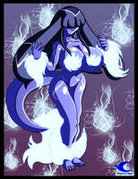 Pokebeauty Wraitheon by Animewave-Neo