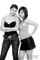 Sisterhood Bond by Eyedear by Elene0907
