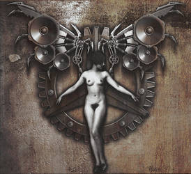angel of sound by BigFatTexta