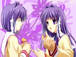 Twin Love - Clannad by aiiro-hime