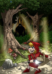 a fairy tale by kusta