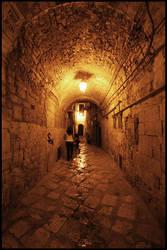 Conversano Tunnel. by tinaberardi