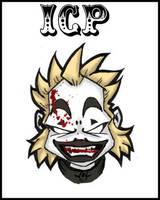 Insane clown posse by Okina-tyan